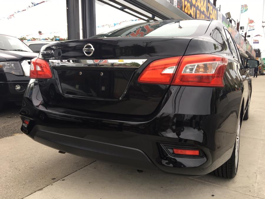 2016 Nissan Sentra 4dr Sdn I4 CVT SV, available for sale in Brooklyn, New York | NYC Automart Inc. Brooklyn, New York