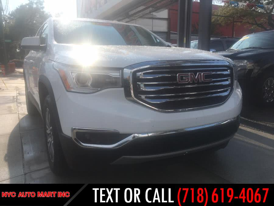 Used 2017 GMC Acadia in Brooklyn, New York | NYC Automart Inc. Brooklyn, New York