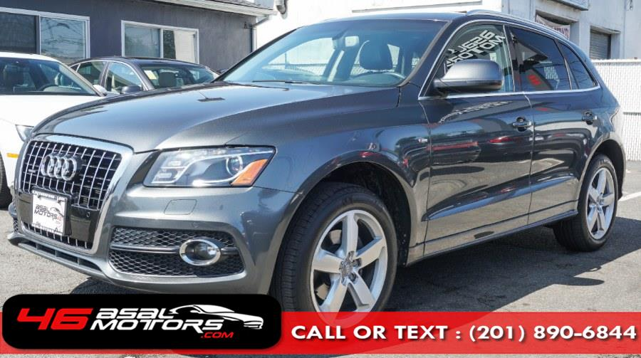 2012 Audi Q5 quattro 4dr 3.2L Premium Plus, available for sale in East Rutherford, New Jersey | Asal Motors 46. East Rutherford, New Jersey