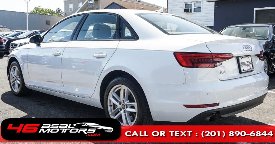 Used Audi A4 2.0 TFSI Auto Premium FWD 2017 | Asal Motors. East Rutherford, New Jersey