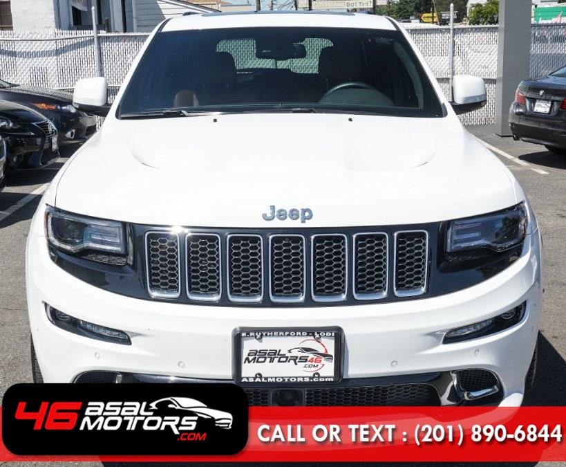 2015 Jeep Grand Cherokee 4WD 4dr SRT, available for sale in lodi, New Jersey | Asal Motors 46. lodi, New Jersey