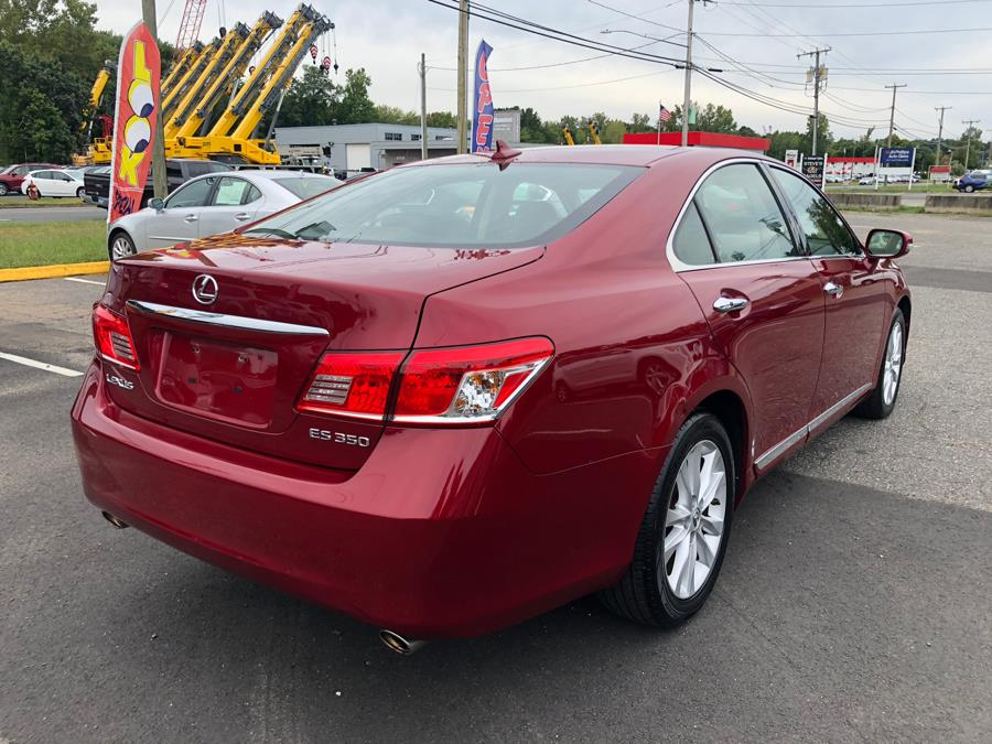 2010 Lexus ES 350 4dr Sdn, available for sale in Manchester, Connecticut | Manchester Car Center. Manchester, Connecticut