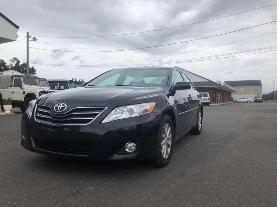 Used 2010 Toyota Camry in Wallingford, Connecticut | Vertucci Automotive Inc. Wallingford, Connecticut