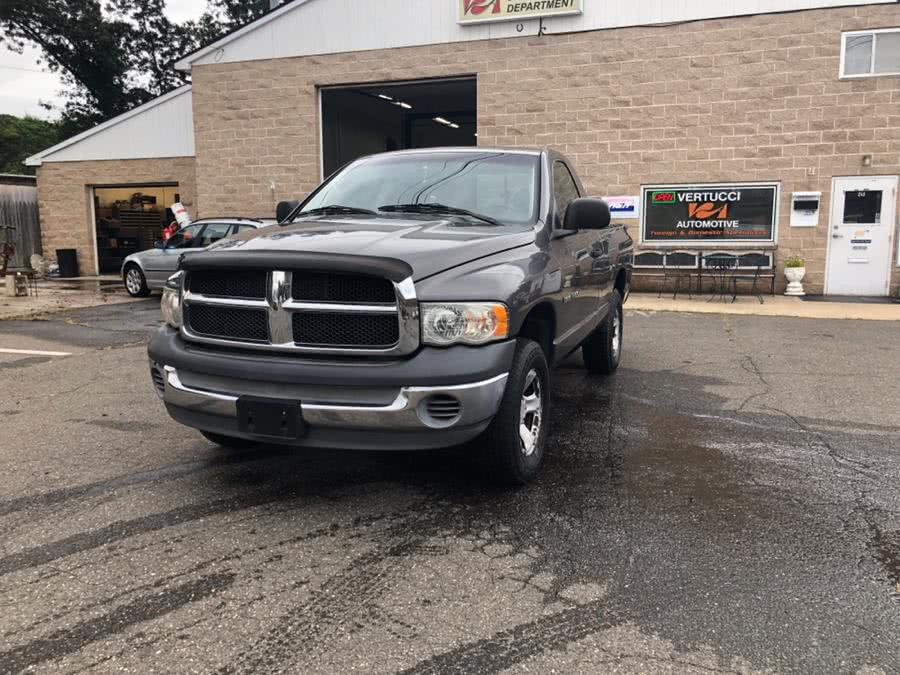 Used 2002 Dodge Ram 1500 in Wallingford, Connecticut | Vertucci Automotive Inc. Wallingford, Connecticut
