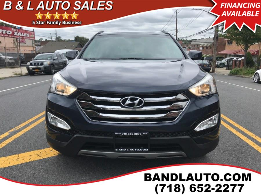 2013 Hyundai Santa Fe AWD 4dr Sport, available for sale in Bronx, New York | B & L Auto Sales LLC. Bronx, New York