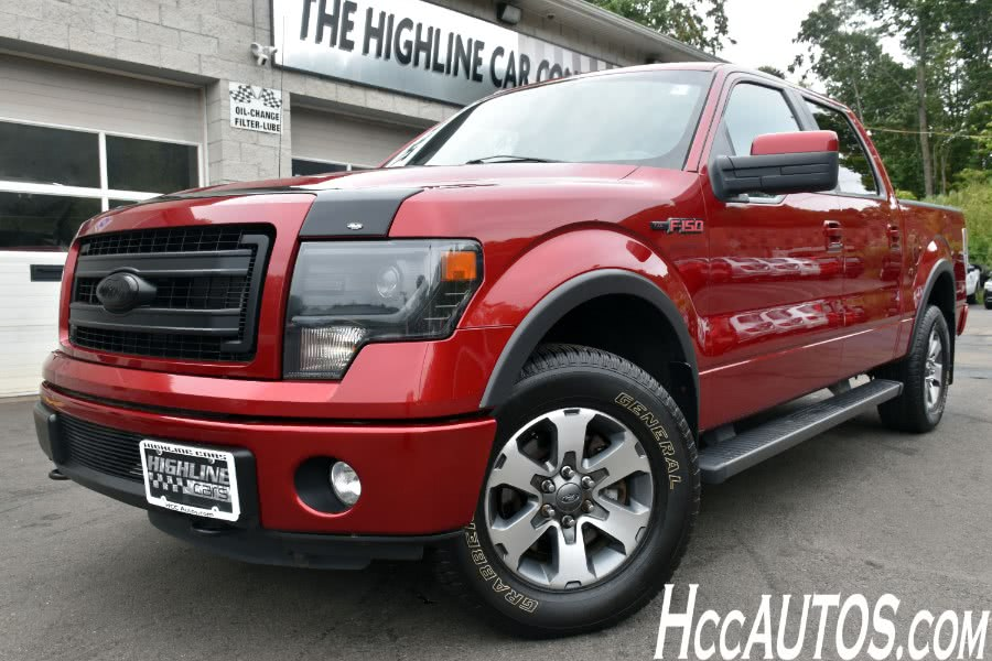 Used 2013 Ford F-150 in Waterbury, Connecticut | Highline Car Connection. Waterbury, Connecticut