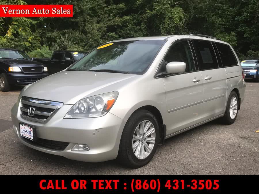 Used 2006 Honda Odyssey in Vernon, Connecticut | Vernon Auto Sale & Service. Vernon, Connecticut