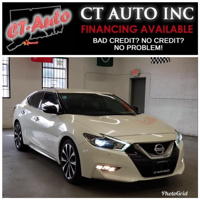 Used 2016 Nissan Maxima in Bridgeport, Connecticut | CT Auto. Bridgeport, Connecticut