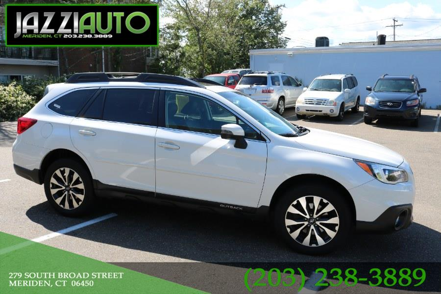 2016 Subaru Outback 4dr Wgn 2.5i Limited PZEV, available for sale in Meriden, Connecticut   Jazzi Auto Sales LLC. Meriden, Connecticut