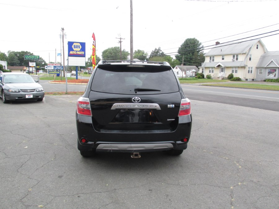 Used Toyota Highlander Hybrid 4WD 4dr Limited (Natl) 2010 | Auto Care Motors. Vernon , Connecticut