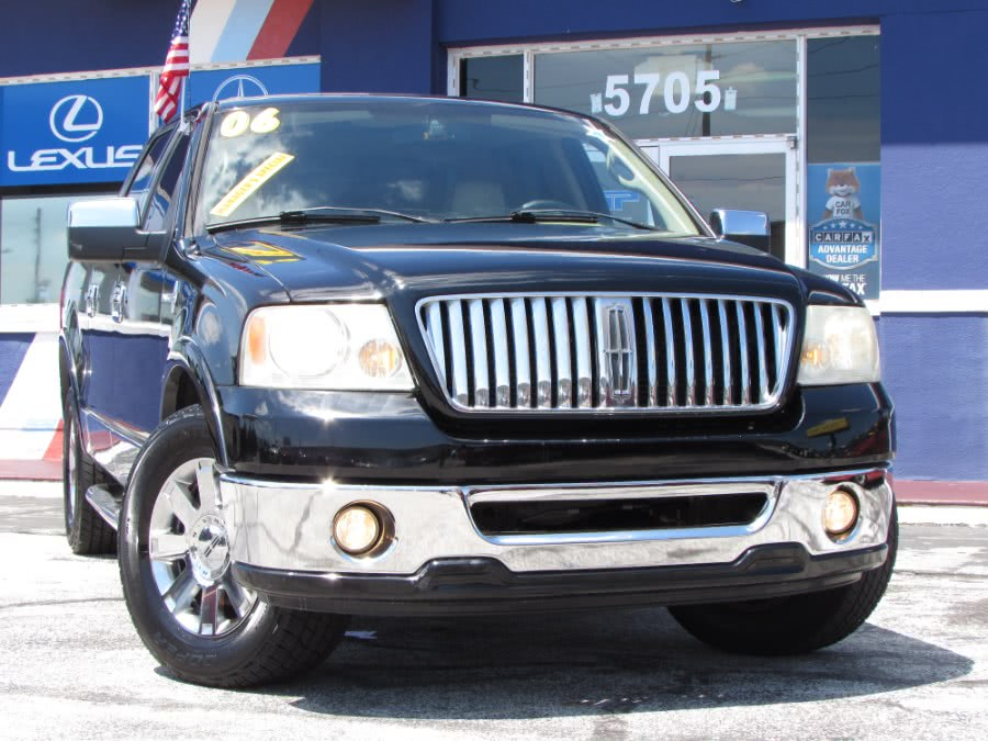 Used Lincoln Mark LT 2WD Supercrew 139
