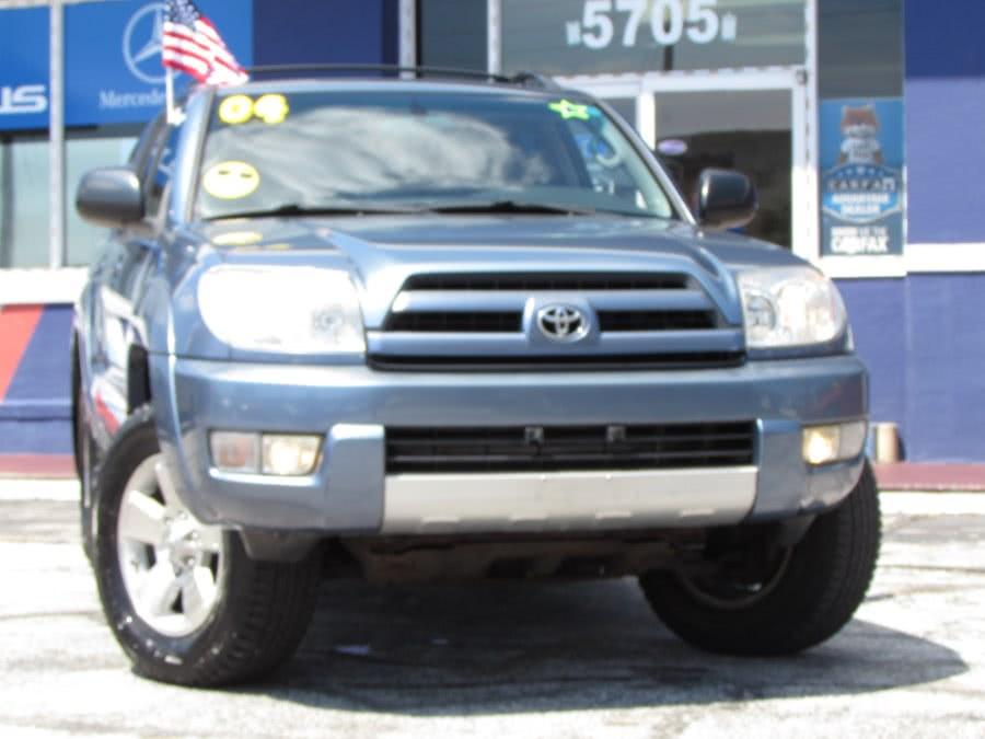 Used Toyota 4Runner 4dr SR5 V6 Auto 4WD (Natl) 2004 | VIP Auto Enterprise, Inc. Orlando, Florida