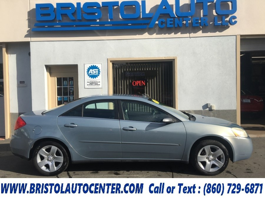 Used 2008 Pontiac G6 in Bristol, Connecticut | Bristol Auto Center LLC. Bristol, Connecticut