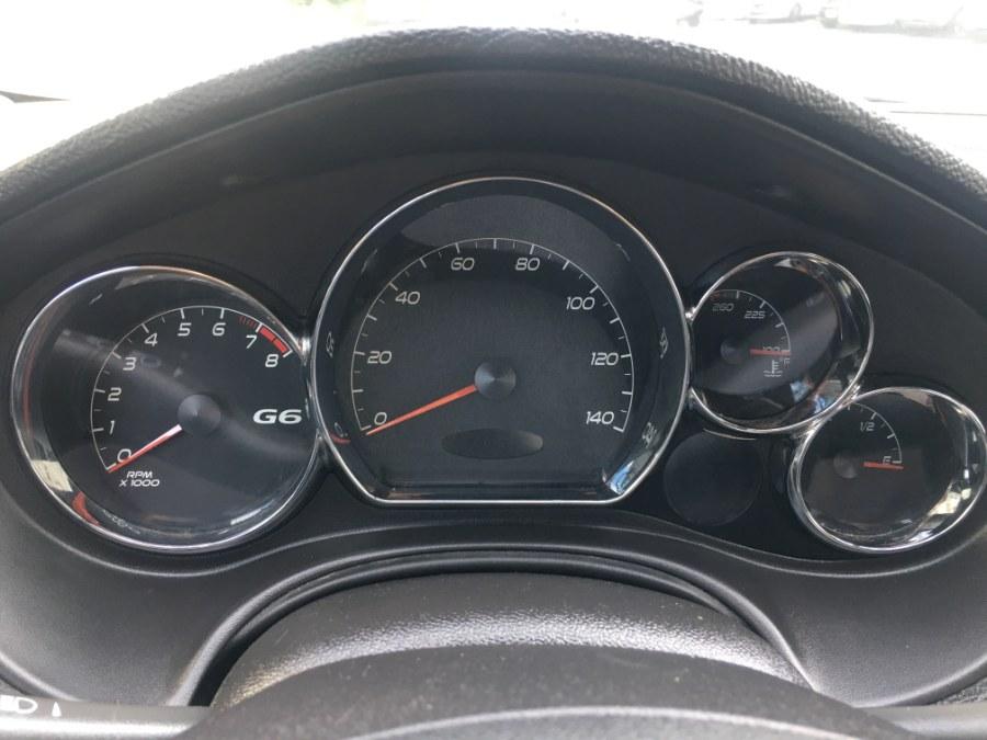 2008 Pontiac G6 4dr Sdn, available for sale in Bristol, Connecticut   Bristol Auto Center LLC. Bristol, Connecticut