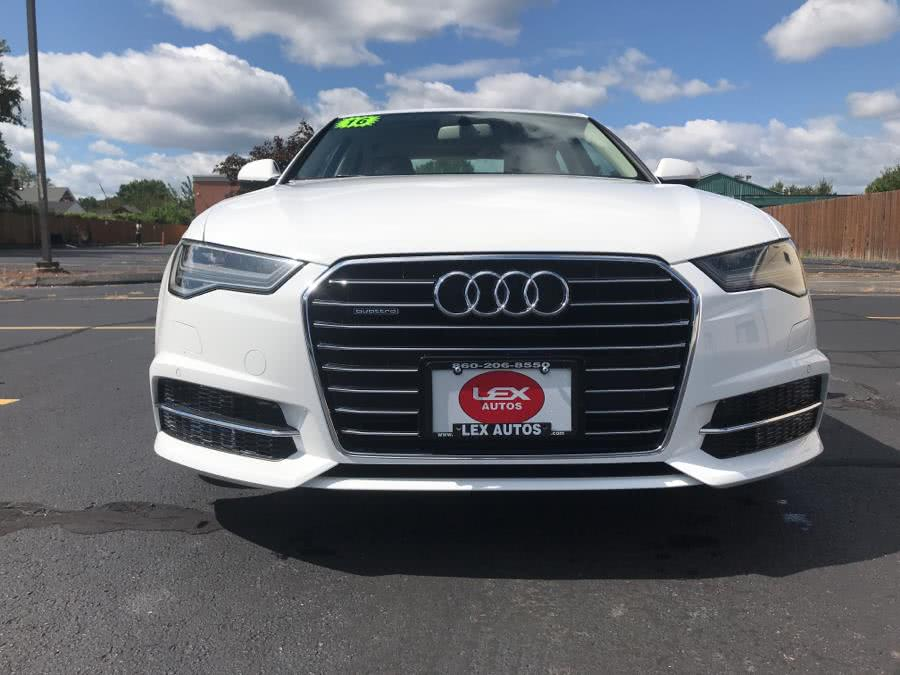 Used Audi A6 4dr Sdn quattro 2.0T Premium Plus 2016 | Lex Autos LLC. Hartford, Connecticut