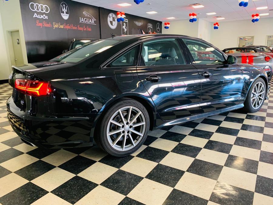 Used Audi A6 4dr Sdn quattro 3.0T Premium Plus 2016 | Northshore Motors. Syosset , New York