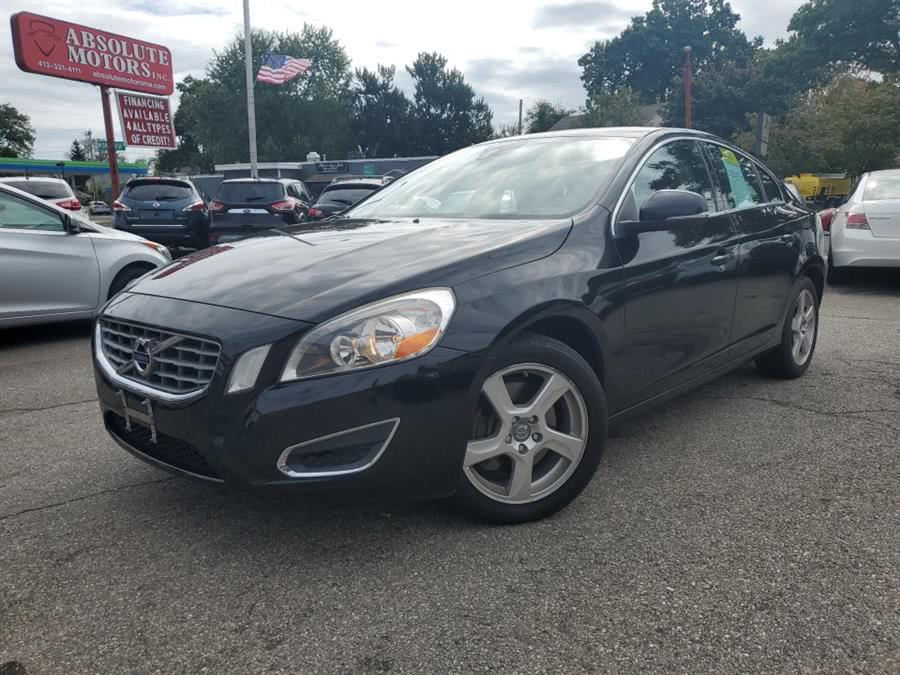 Used Volvo S60 FWD 4dr Sdn T5 2012 | Absolute Motors Inc. Springfield, Massachusetts