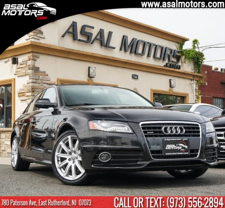 Used Audi A4 4dr Sdn Man quattro 2.0T Premium Plus 2012 | Asal Motors. East Rutherford, New Jersey