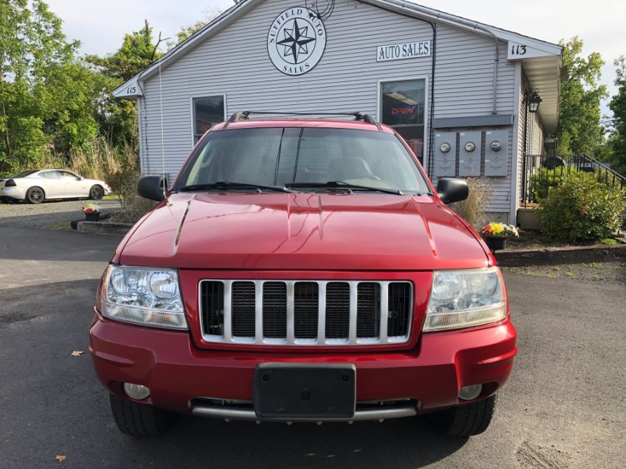 2004 Jeep Grand Cherokee 4dr Laredo 4WD, available for sale in Suffield, Connecticut | Suffield Auto Sales. Suffield, Connecticut