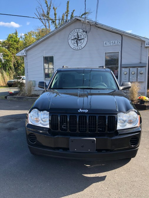 2007 Jeep Grand Cherokee 4WD 4dr Laredo, available for sale in Suffield, Connecticut | Suffield Auto Sales. Suffield, Connecticut