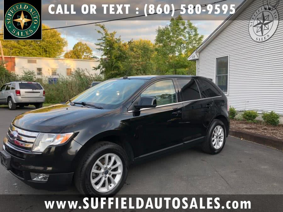 2008 Ford Edge 4dr Limited AWD, available for sale in Suffield, Connecticut | Suffield Auto Sales. Suffield, Connecticut