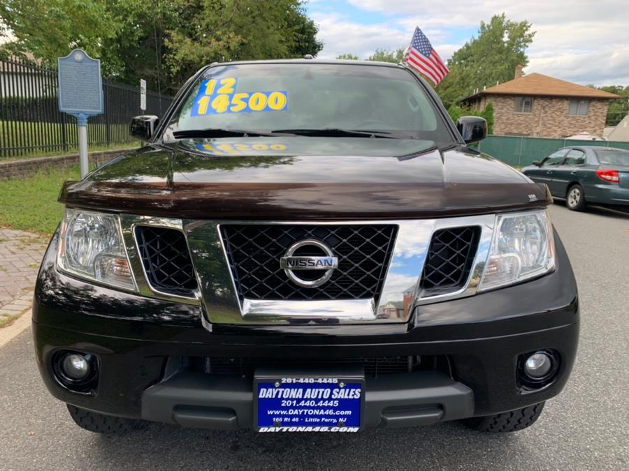 2012 Nissan Frontier 4WD Crew Cab SWB Auto PRO-4X, available for sale in Little Ferry, New Jersey | Daytona Auto Sales. Little Ferry, New Jersey