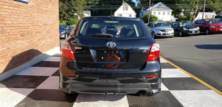 Used Toyota Matrix 5dr Wgn Auto S 2009 | National Auto Brokers, Inc.. Waterbury, Connecticut