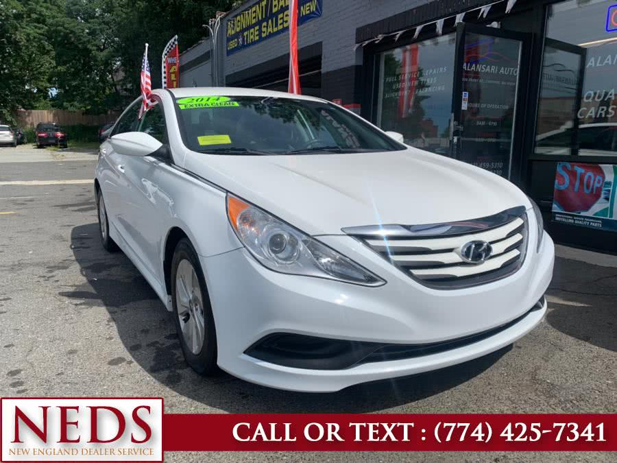 Used 2014 Hyundai Sonata in Indian Orchard, Massachusetts | New England Dealer Services. Indian Orchard, Massachusetts