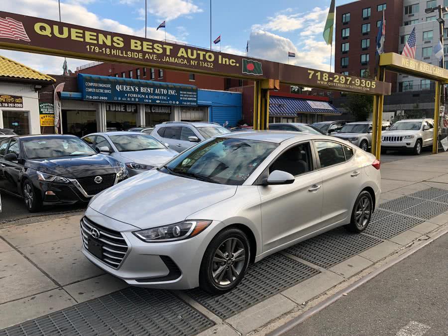 Used 2018 Hyundai Elantra in Jamaica, New York | Queens Best Auto, Inc.. Jamaica, New York