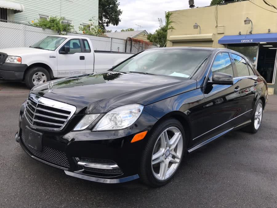 Used 2013 Mercedes-Benz E-Class in Jamaica, New York | Sunrise Autoland. Jamaica, New York