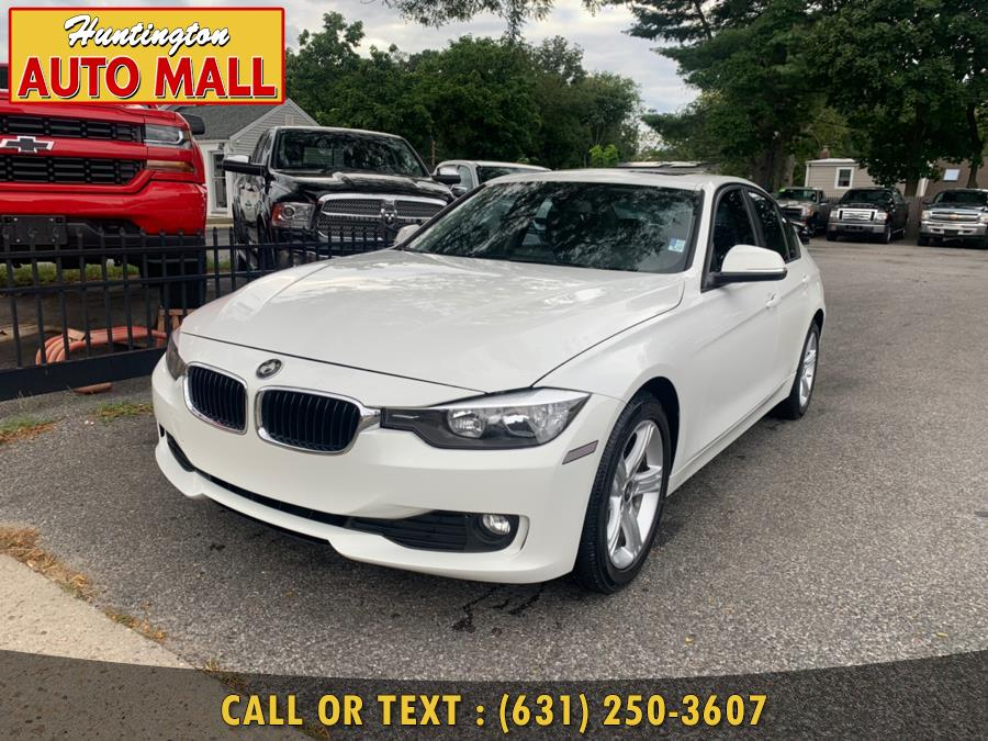 2014 BMW 3 Series 4dr Sdn 320i xDrive AWD, available for sale in Huntington Station, New York | Huntington Auto Mall. Huntington Station, New York