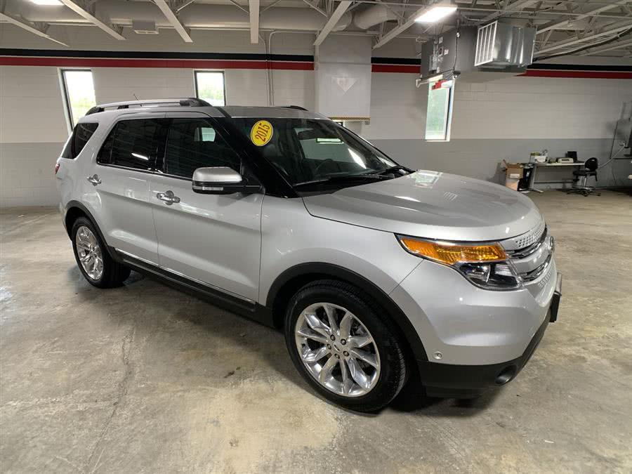2015 Ford Explorer FWD 4dr Limited, available for sale in Stratford, CT