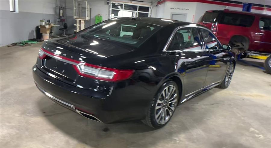 Used Lincoln Continental Reserve AWD 2017 | Wiz Leasing Inc. Stratford, Connecticut