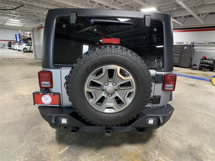 Used Jeep Wrangler Unlimited 4WD 4dr Rubicon 2015 | Wiz Leasing Inc. Stratford, Connecticut