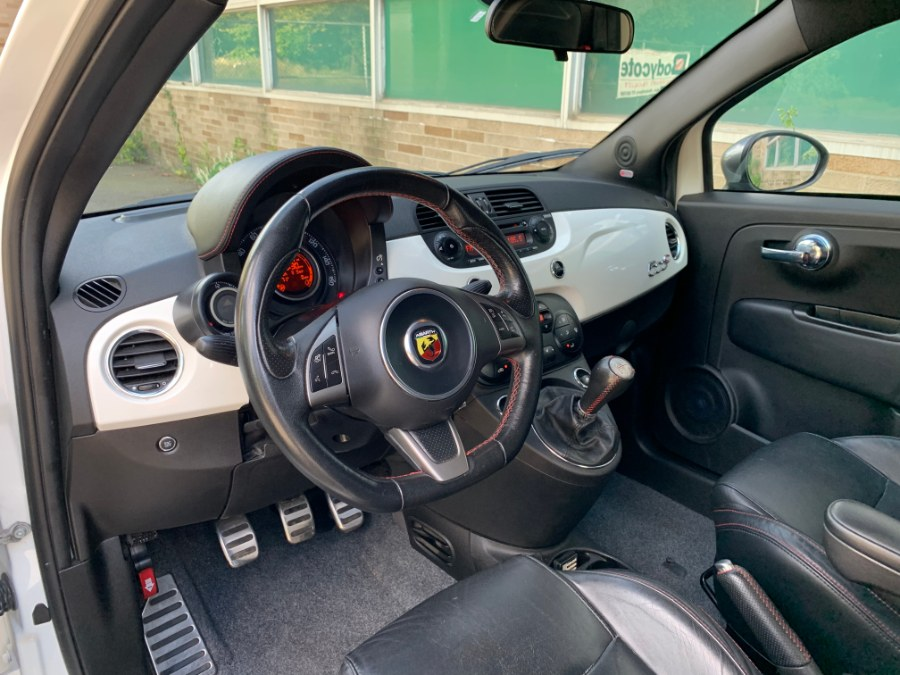 Used FIAT 500 2dr Conv Abarth 2013   Platinum Auto Care. Waterbury, Connecticut