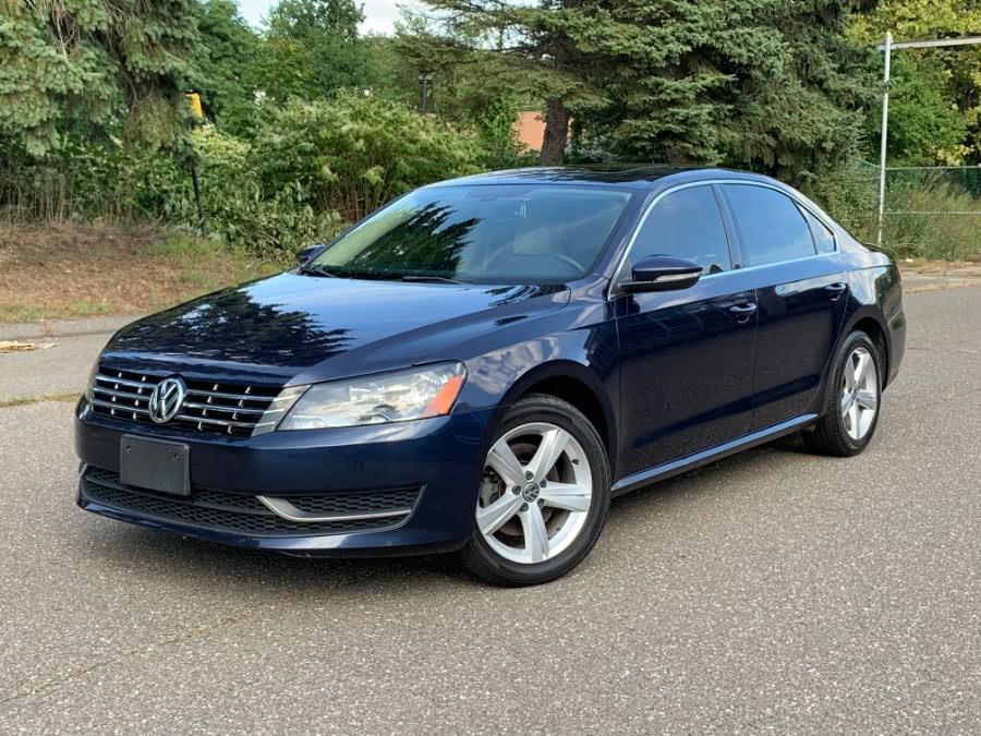Used 2012 Volkswagen Passat in Waterbury, Connecticut | Platinum Auto Care. Waterbury, Connecticut
