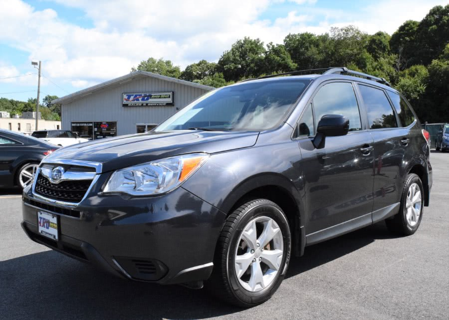 Used 2015 Subaru Forester in Berlin, Connecticut | Tru Auto Mall. Berlin, Connecticut
