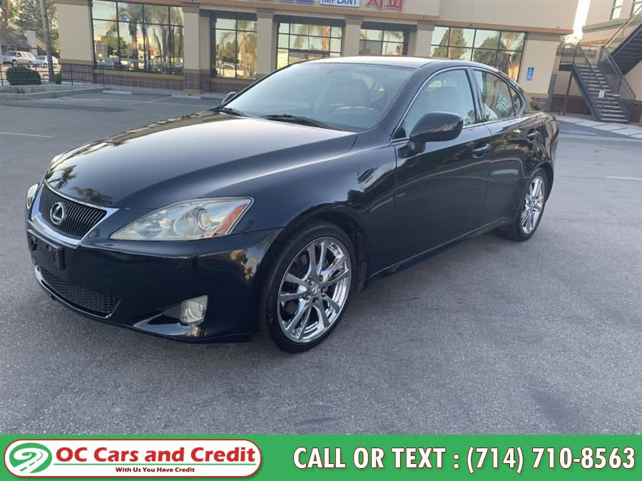 Used 2007 Lexus Is in Garden Grove, California | OC Cars and Credit. Garden Grove, California