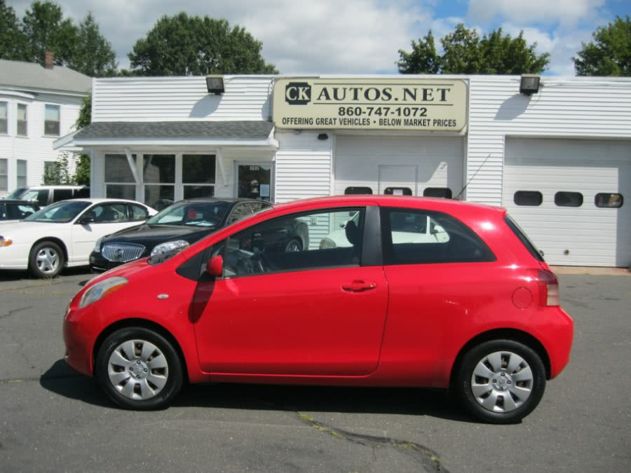 Used 2008 Toyota Yaris in Plainville, Connecticut | CK Autos. Plainville, Connecticut