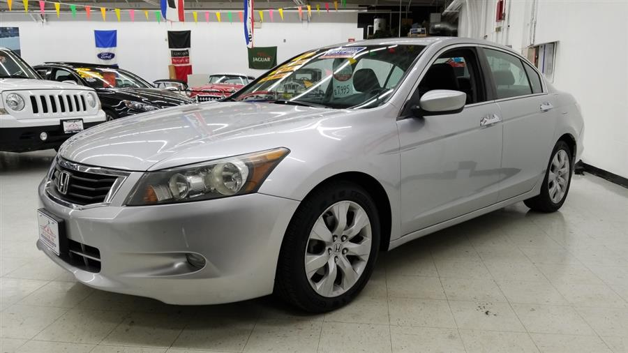 2009 Honda Accord Sdn 4dr V6 Auto EX-L w/Navi PZEV, available for sale in West Haven, CT
