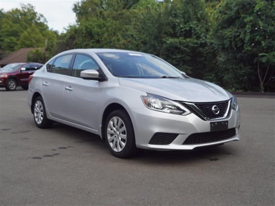 Used 2017 Nissan Sentra in Canton, Connecticut | Canton Auto Exchange. Canton, Connecticut
