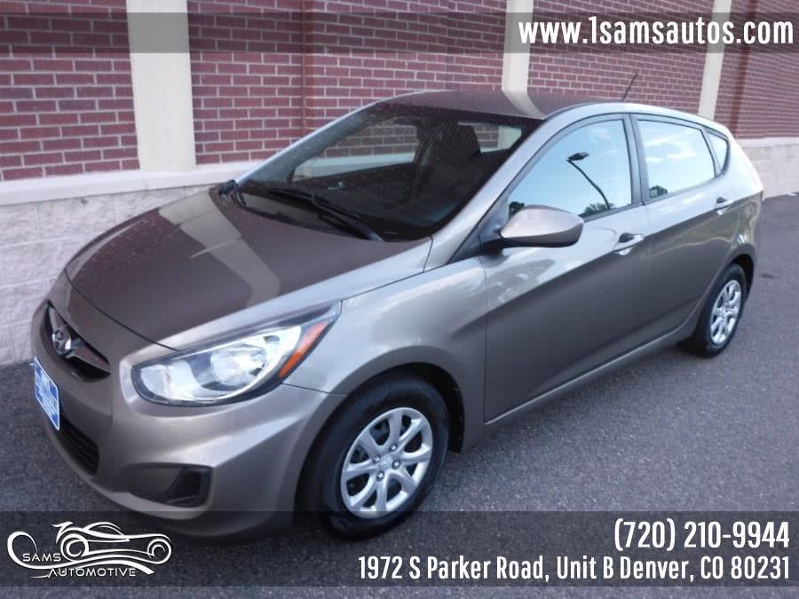Used 2014 Hyundai Accent in Denver, Colorado | Sam's Automotive. Denver, Colorado