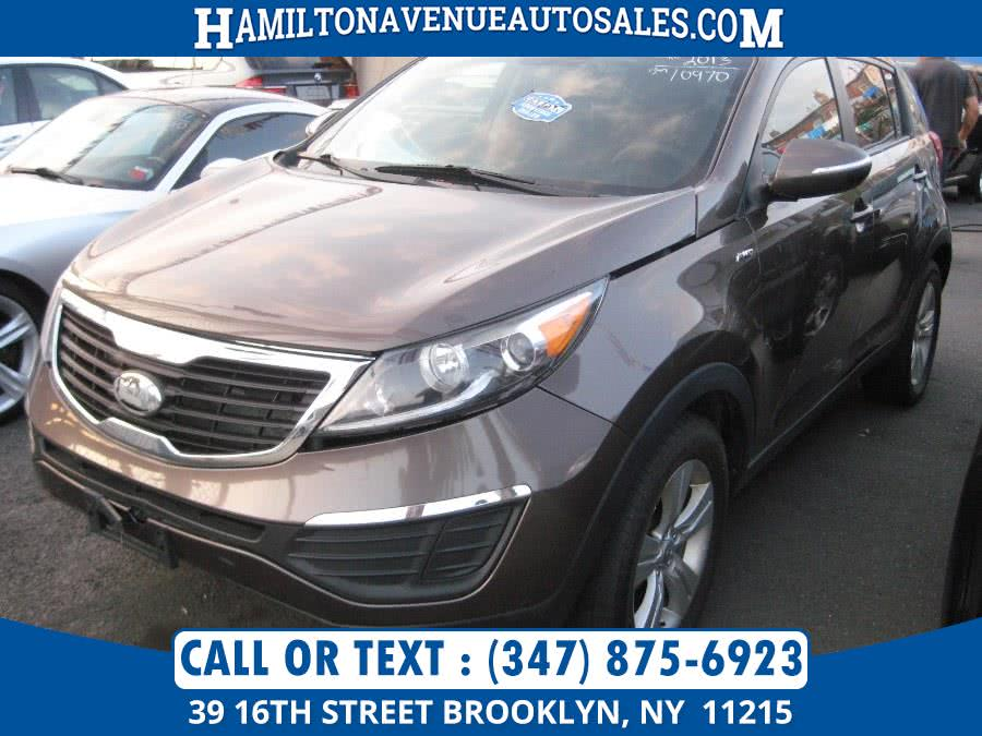 Used 2013 Kia Sportage in Brooklyn, New York | Hamilton Avenue Auto Sales DBA Nyautoauction.com. Brooklyn, New York