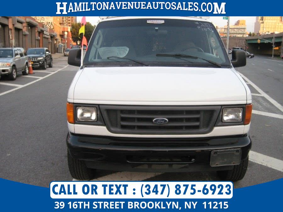 Used 2007 Ford Econoline Cargo Van in Brooklyn, New York | Hamilton Avenue Auto Sales DBA Nyautoauction.com. Brooklyn, New York