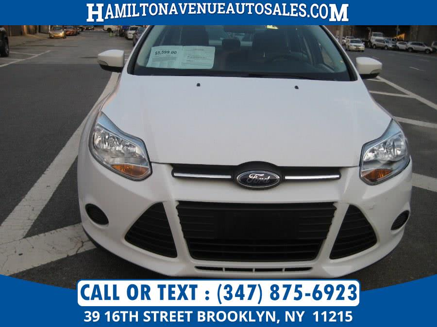 Used 2014 Ford Focus in Brooklyn, New York | Hamilton Avenue Auto Sales DBA Nyautoauction.com. Brooklyn, New York