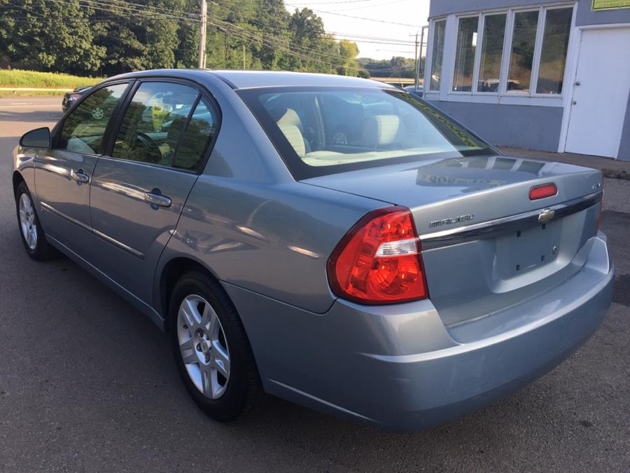 2008 Chevrolet Malibu Classic 4dr Sdn LT, available for sale in Meriden, Connecticut | Cos Central Auto. Meriden, Connecticut
