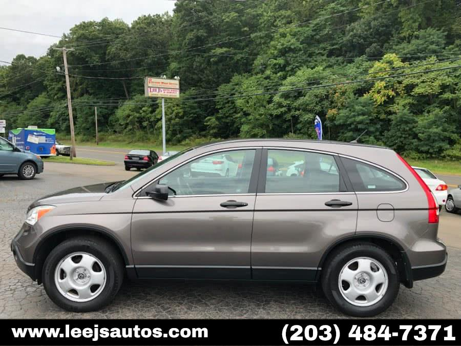 Used Honda CR-V 4WD 5dr LX 2009 | LeeJ's Auto Sales & Service. North Branford, Connecticut