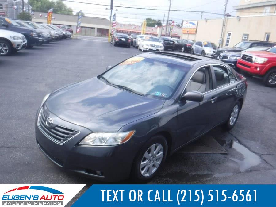2009 Toyota Camry 4dr Sdn I4 Auto XLE (Natl), available for sale in Philadelphia, Pennsylvania | Eugen's Auto Sales & Repairs. Philadelphia, Pennsylvania