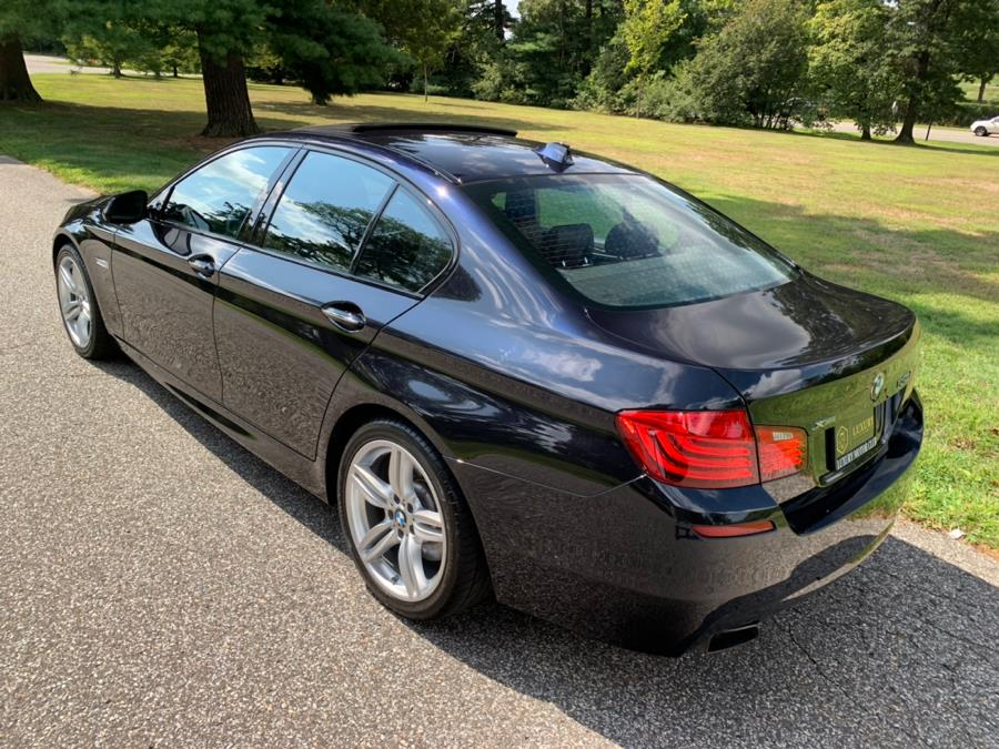 2016 BMW 5 Series 4dr Sdn 550i xDrive AWD, available for sale in Franklin Square, New York   Luxury Motor Club. Franklin Square, New York