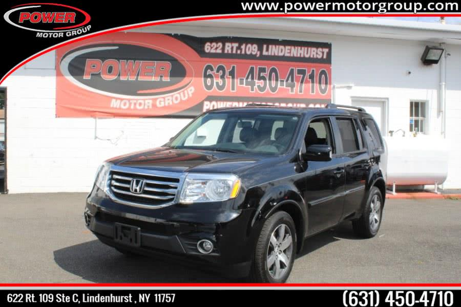 Used 2013 Honda Pilot in Lindenhurst , New York | Power Motor Group. Lindenhurst , New York